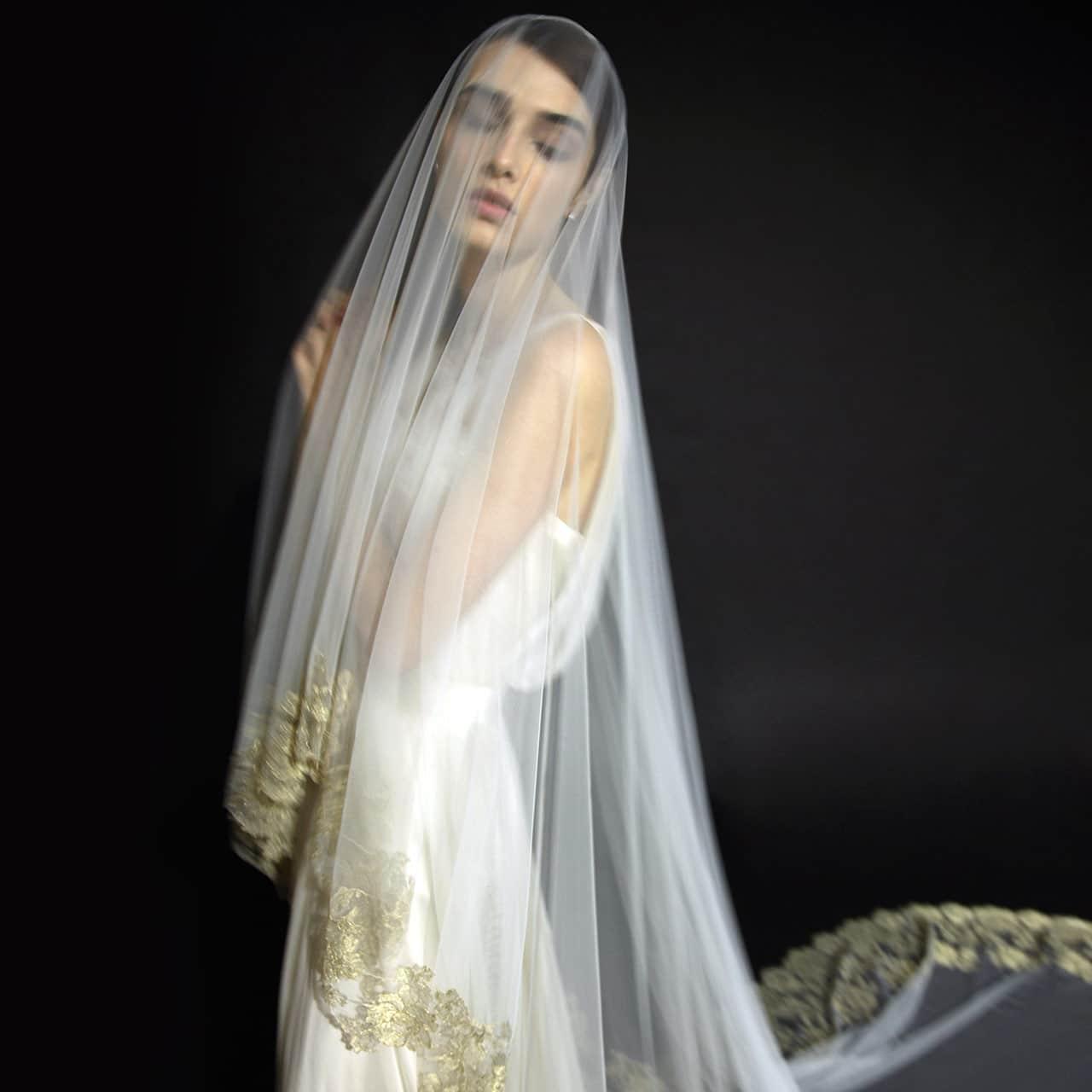Monvieve Elisabetta Veils Collection 2018