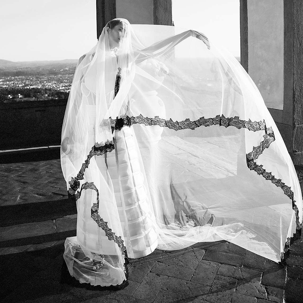 Monvieve Giulia Veils Collection 2018