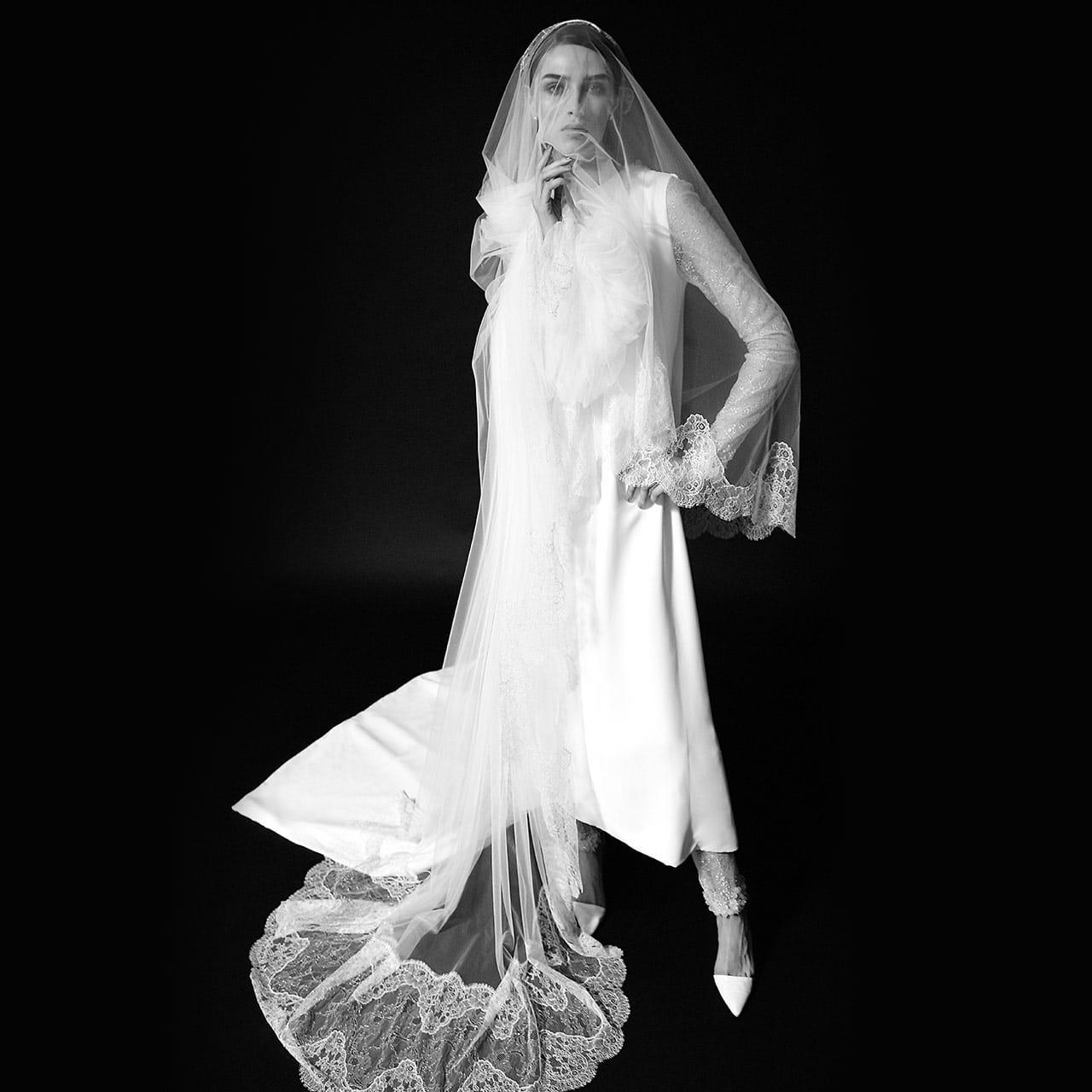 Monvieve Greta Veils Collection 2018