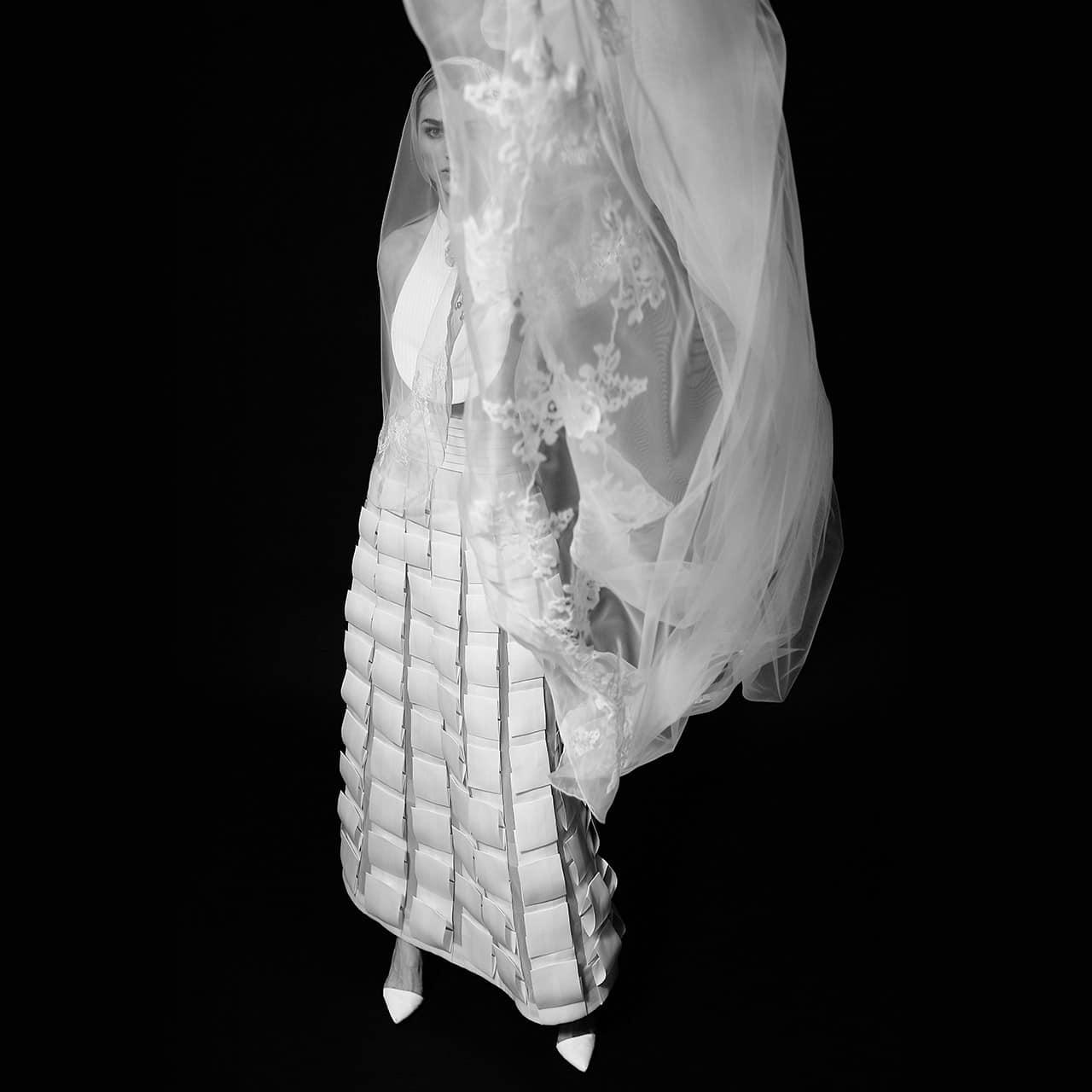 Monvieve Marta Veils Collection 2018