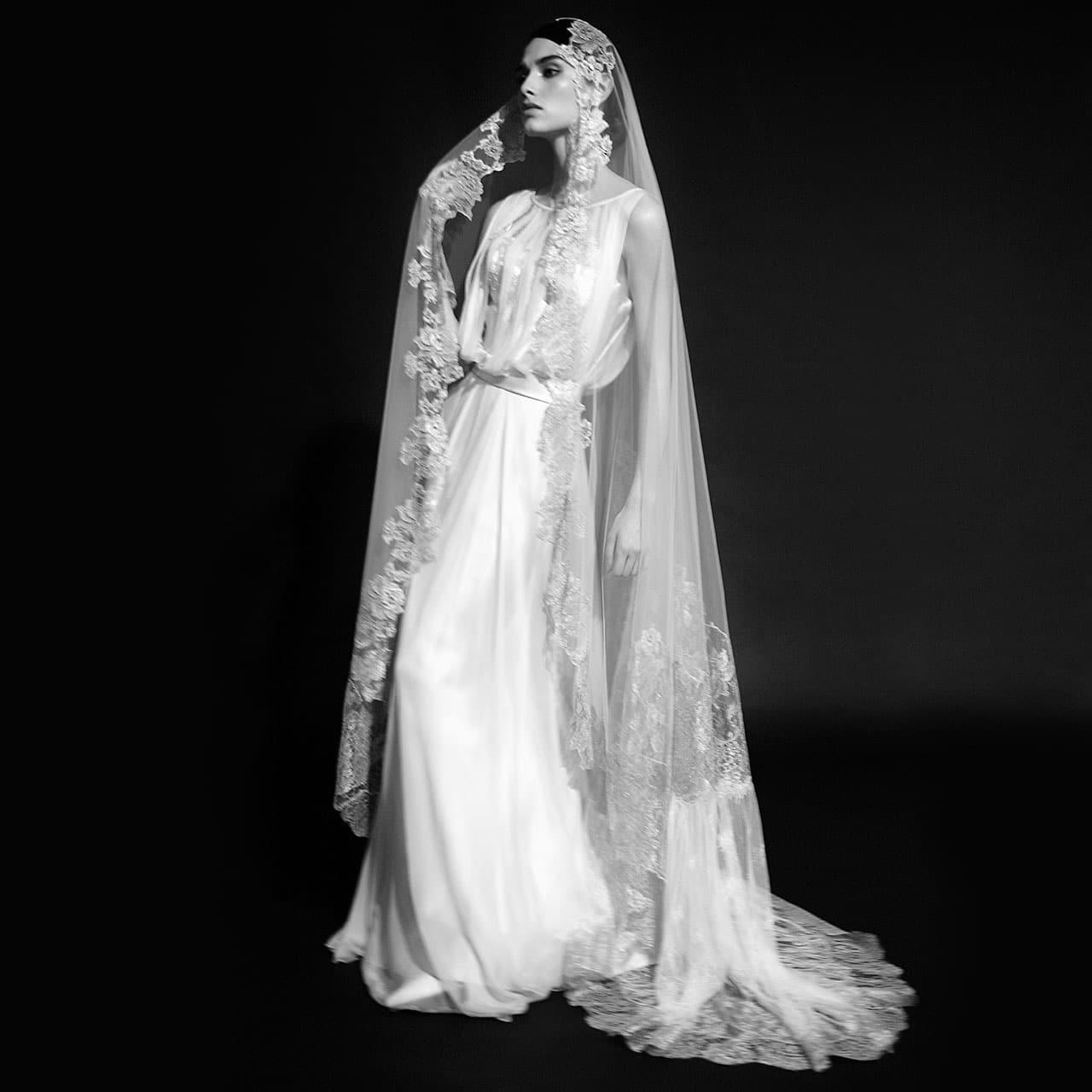 Monvieve Rossella Veils Collection 2018