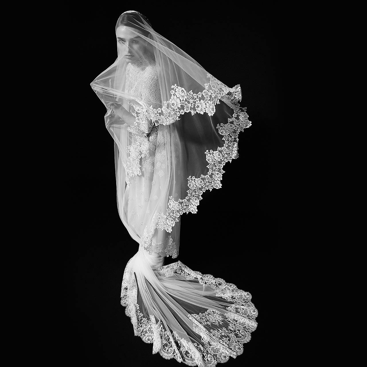 Monvieve Simona Veils Collection 2018