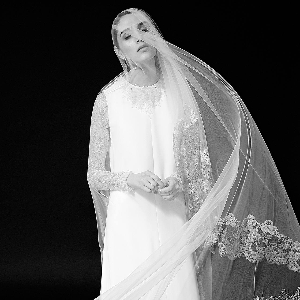 Monvieve Valentina Veils Collection 2018