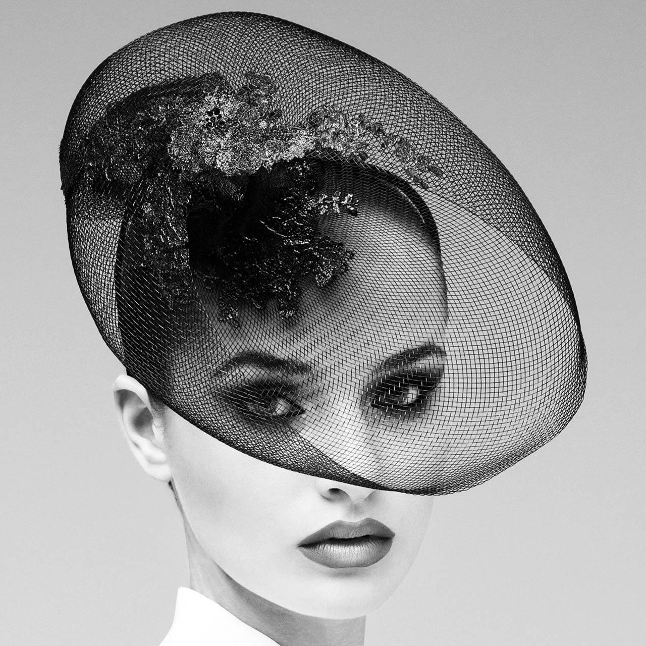 Monvieve Delphine Headpiece Collection