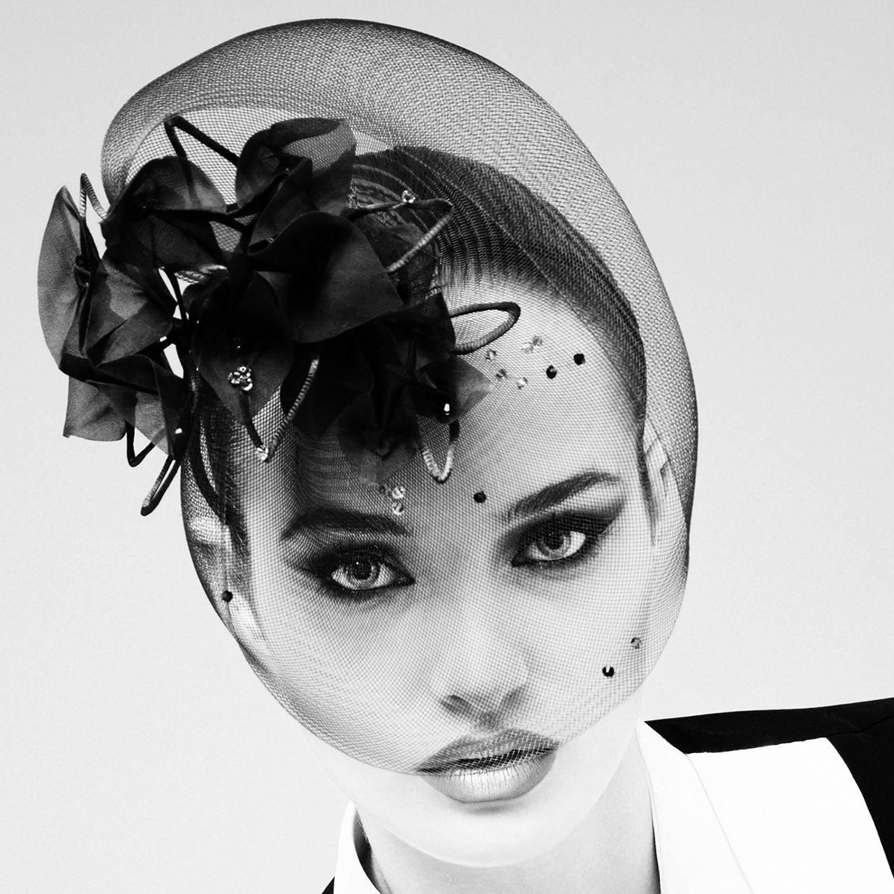 Monvieve Gisele Headpiece Collection