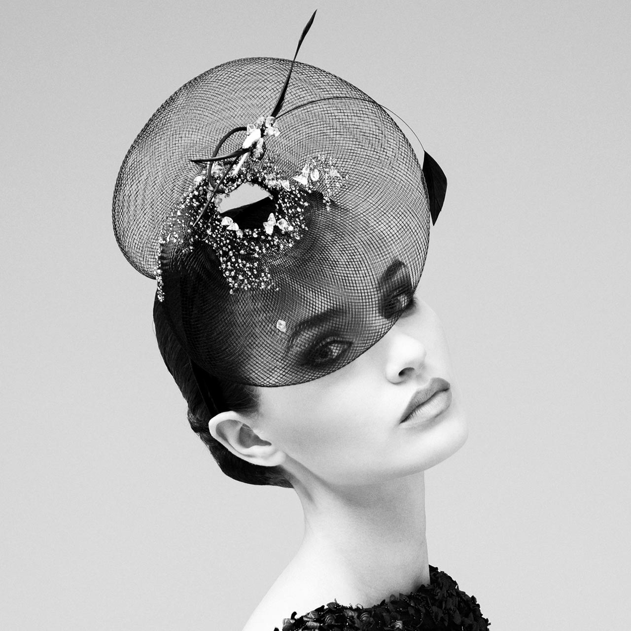 Monvieve Lucienne Headpiece Collection