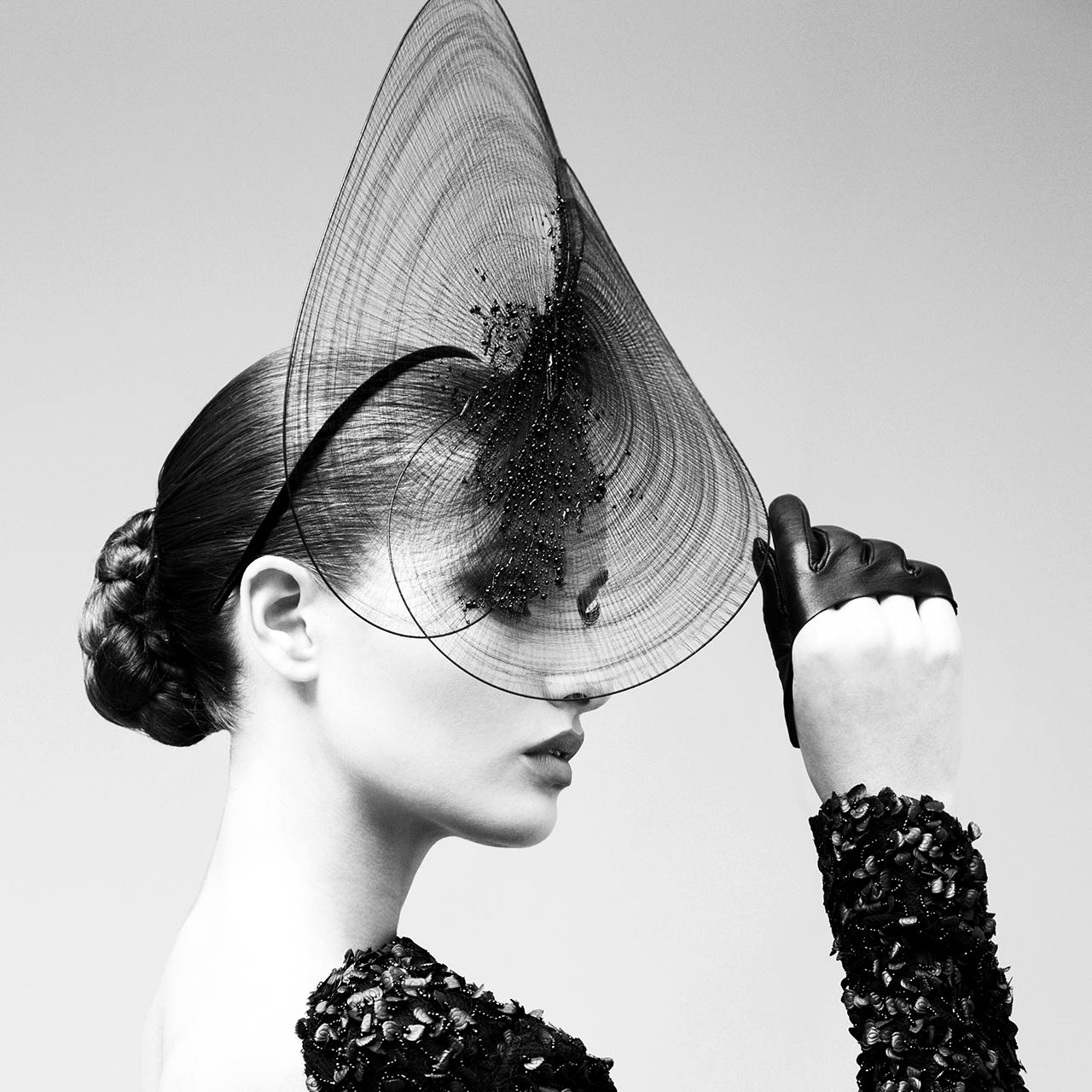 Monvieve Marceline Headpiece Collection