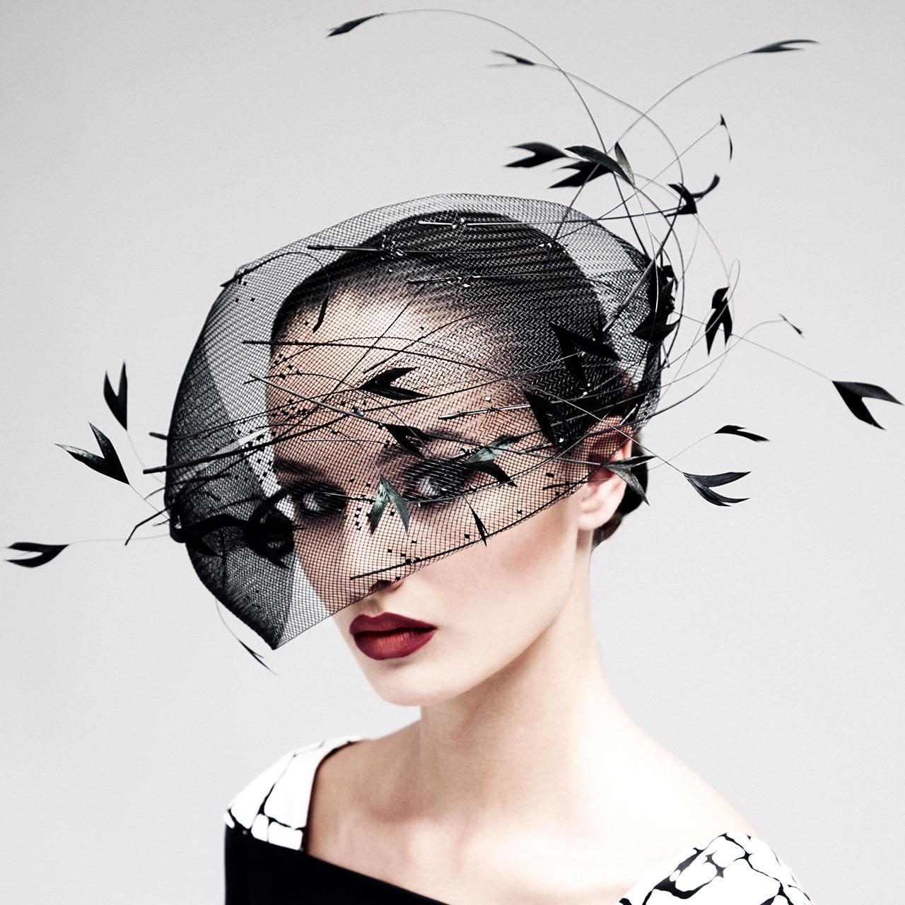 Monvieve Anais Headpiece Collection