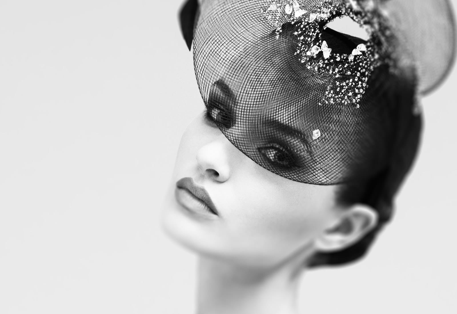 Monvieve Lucienne Headpieces Collection