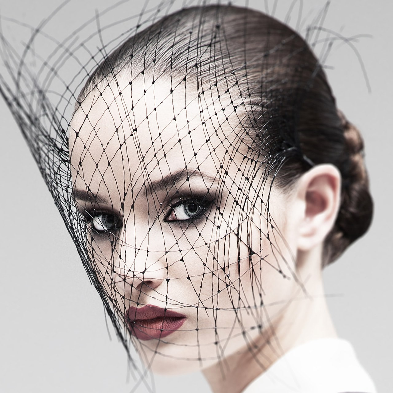 Monvieve Narcisse Headpiece Collection