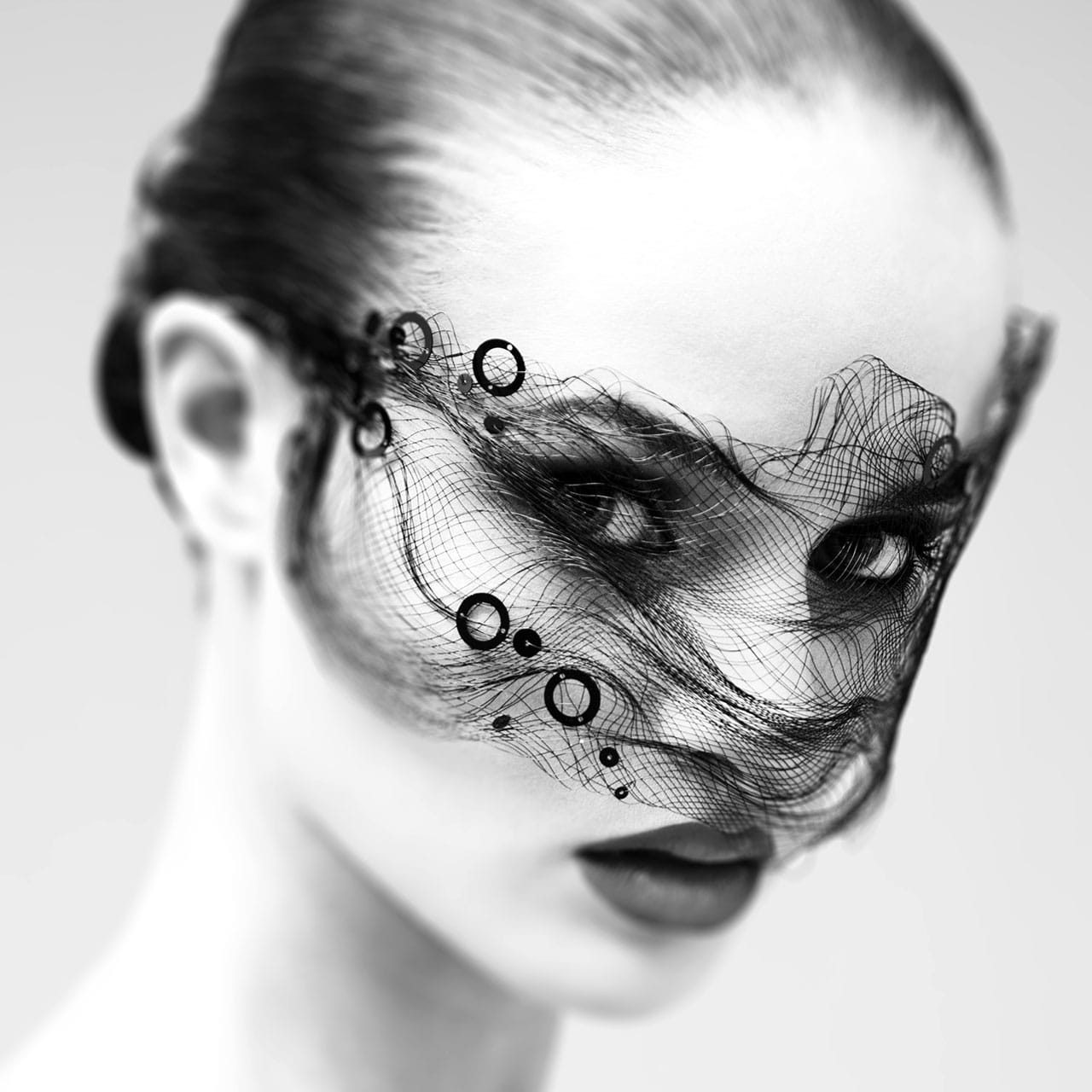 Monvieve Celine Headpiece Collection