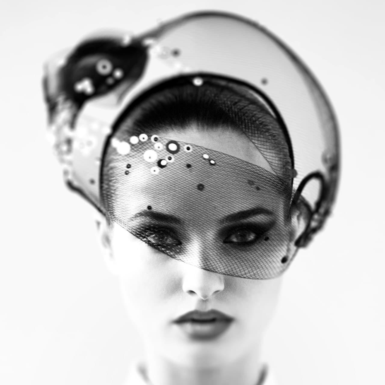 Monvieve Estelle Headpiece Collection