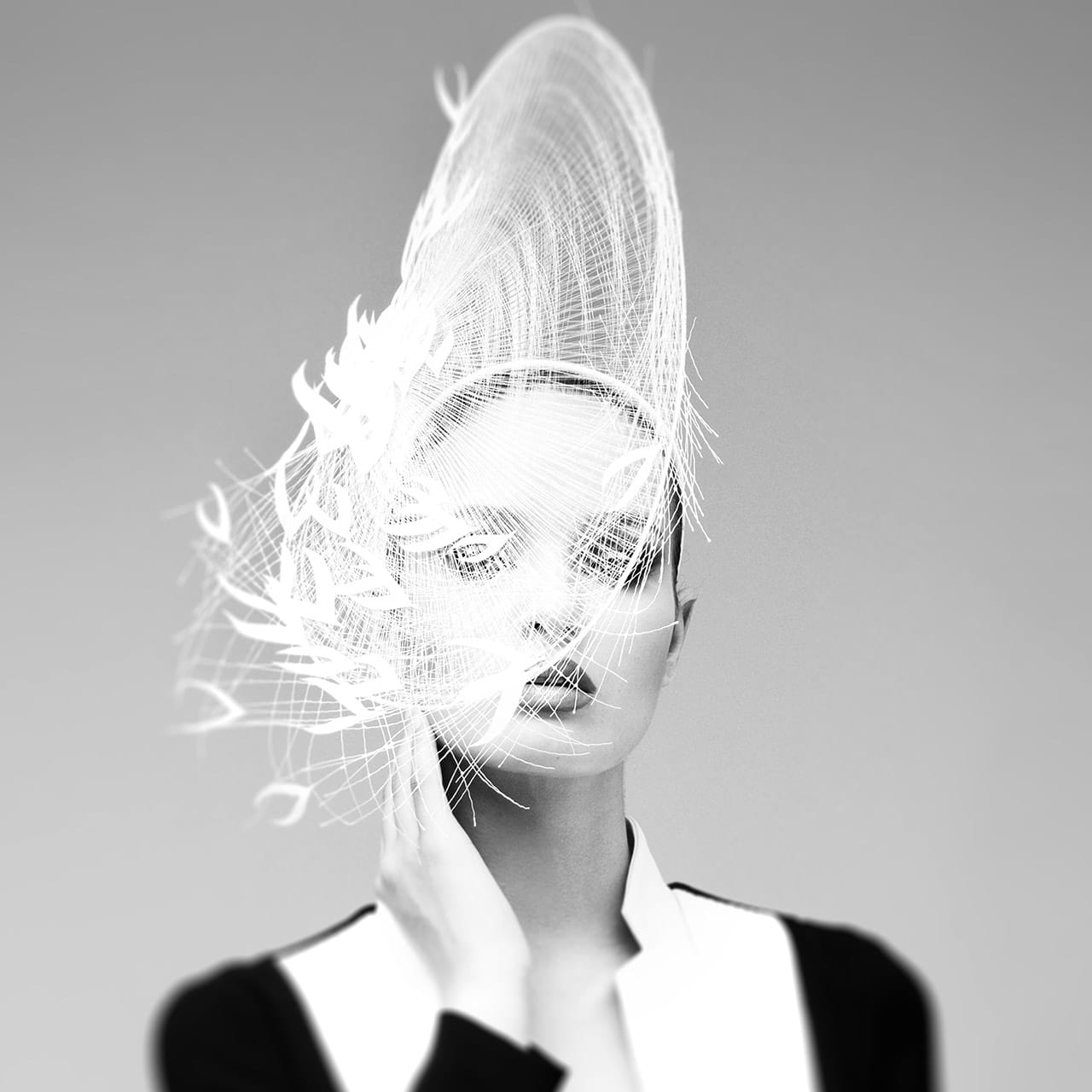 Monvieve Victoire Headpiece Collection
