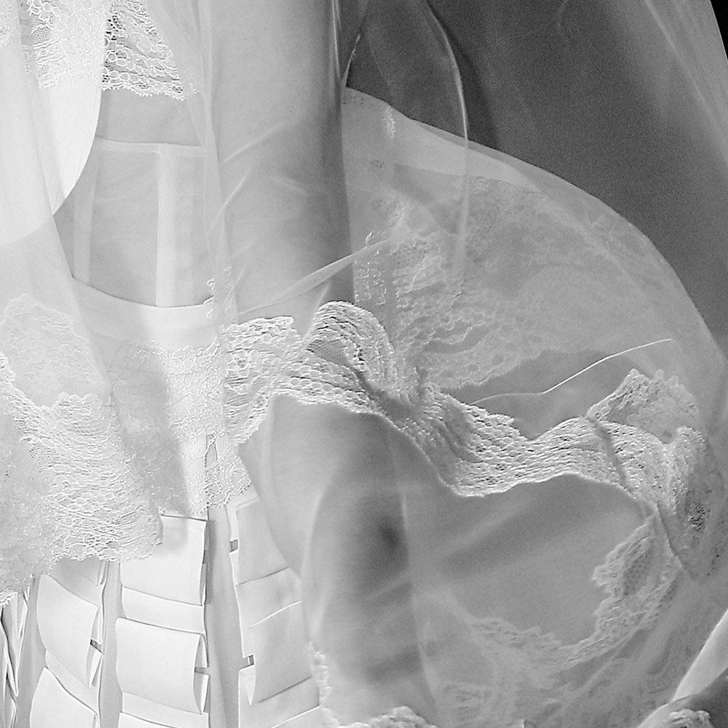 Monvieve Bianca Veil detail