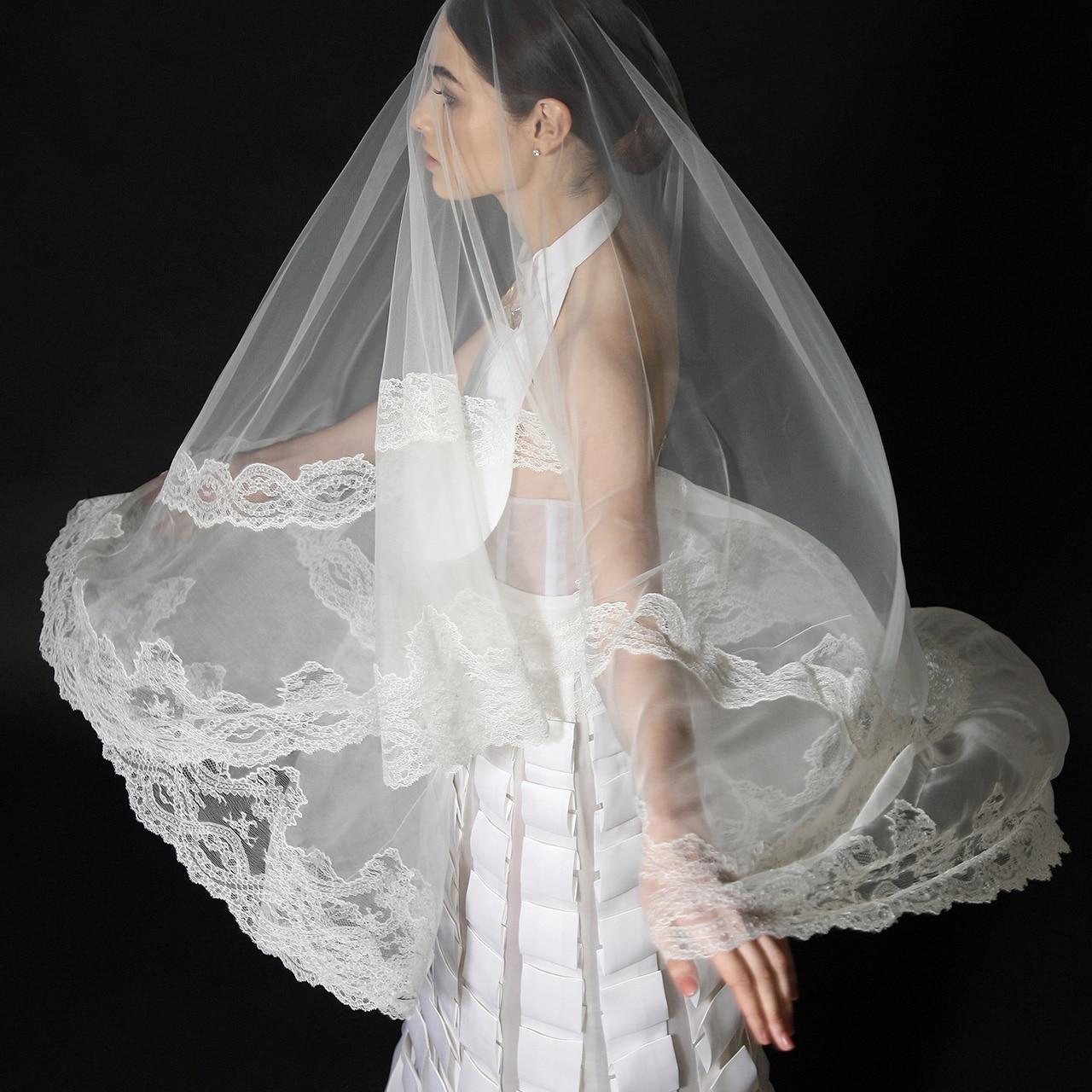 Monvieve Bianca Veils Collection 2018