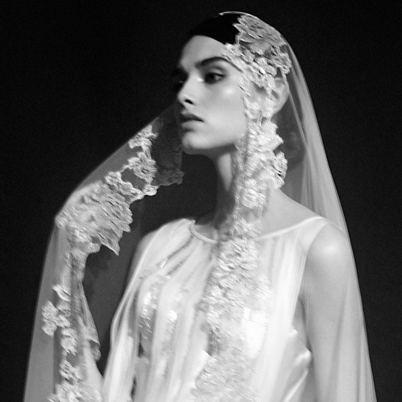 Monvieve Rossella Veils Collection