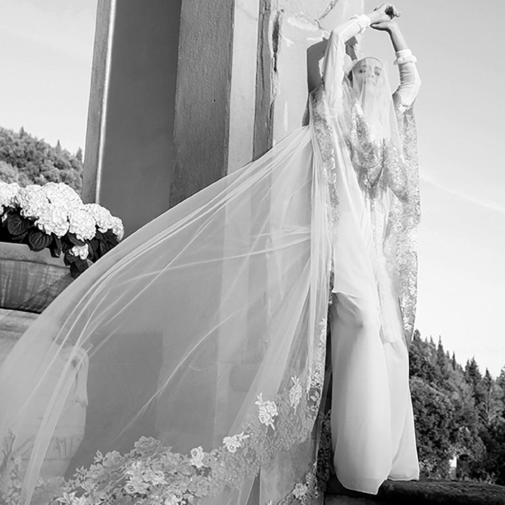 Monvieve Valentina Veils Collection