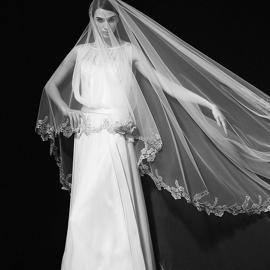 Monvieve Emilia Veils Collection 2018